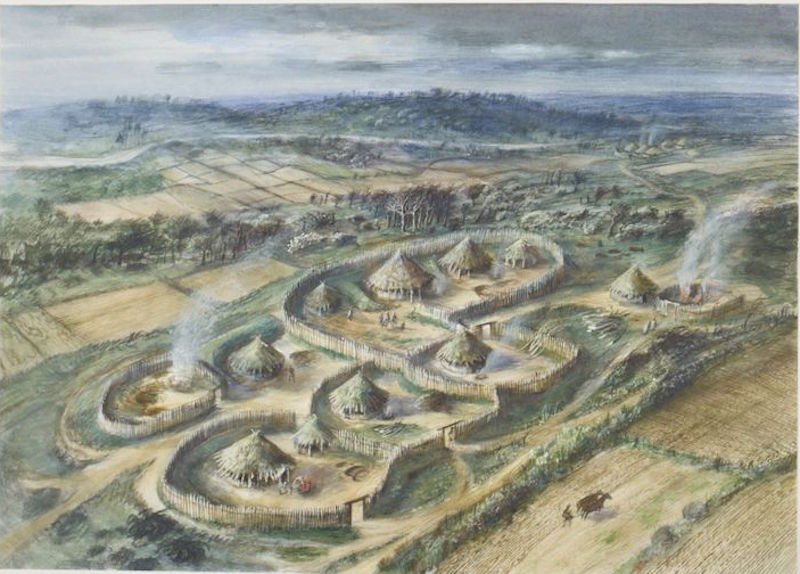 farming settlement