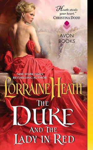 Lorraine Heath – The Duke and the Lady in Red