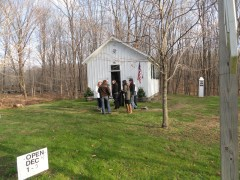 The 2011 Adams Schoolhouse Holiday Open House