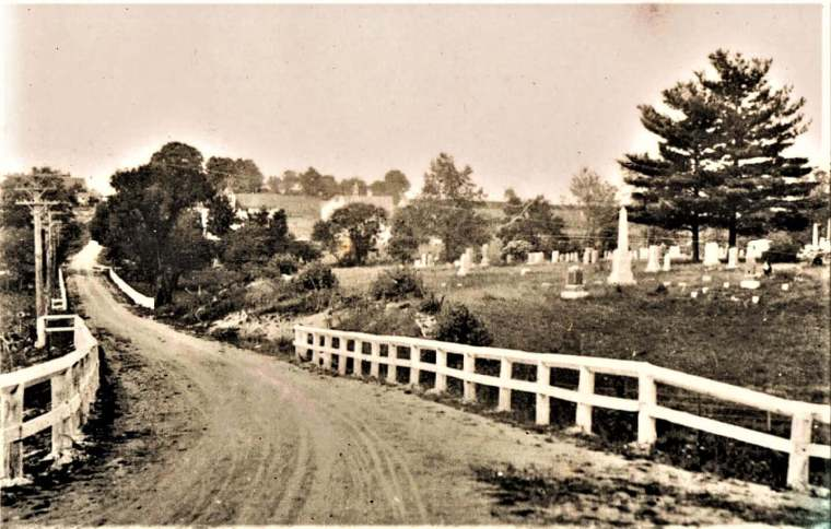 Easton HSE M2 Union Cemetery c.1920