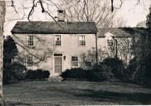 70 Redding Road. Ebenezer Thorp House c.1750