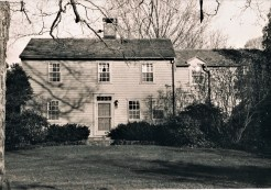 70 Redding Road. Ebenezer Thorp House c.1750
