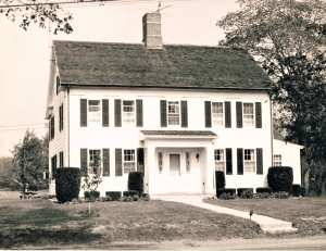 640 Morehouse Road, Alfred Burr House, c.1794.