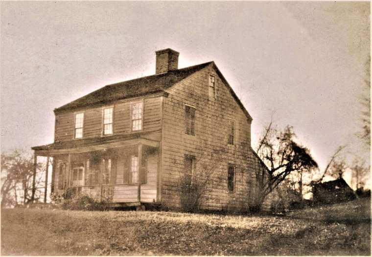 Easton HSE House 78 Ebenezer Seeley 1810 1 Adams Rd (4)