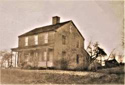 1 Adams Road. Ebenezer Seeley House c.1810