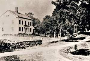 5 Knapp Street, George Knapp House, c.1864.