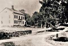 5 Knapp Street. George Knapp House c.1864
