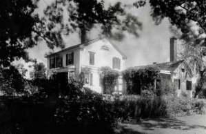 Ida Tarbell House 1934.