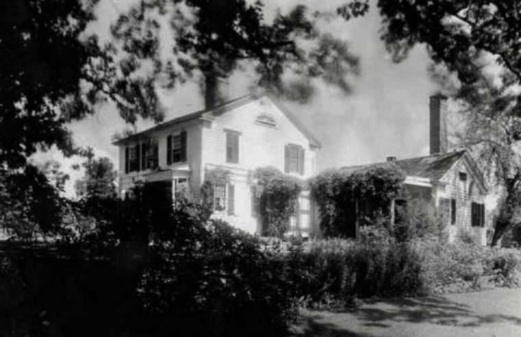 easton hse m68 tarbell house 1934