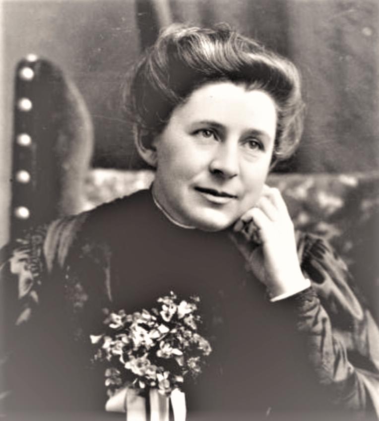 Easton HSE Ida Tarbell kathleen brady portrait of a mudraker cover
