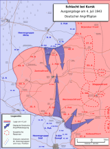 German plan of attack.
