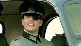 Tom Cruise in Valkyrie.