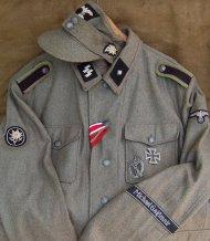 12.SS-Gebirgsregiment Michael Gaißmai Unterscharfhr. 2