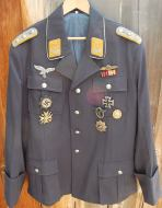 Hauptmann Karl Fitzner, winner of Spanish War Cross. Made by http://soldat.com/ or Soldat FHQ on Facebook.