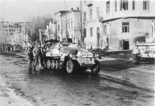 Fritz Witt, Kharkov March 1943.