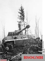 Tiger 1 on the Eastern Front.