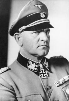Gen. Sepp Dietrich in 1943.