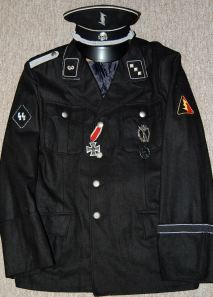 A Germanic SS uniform from Nederland. Order Catalog for http://soldat.com/ or Soldat FHQ on Facebook.