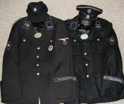 Germanic SS uniforms, Norway and Belgium. Order Catalog for http://soldat.com/ or Soldat FHQ on Facebook.