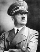 Adolf Hitler, Führer of Nazi Germany.
