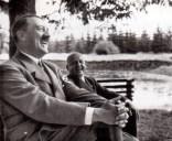 Adolf Hitler and Arthur Kannenberg.