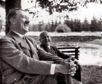 Adolf Hitler and Arthur Kannenberg.