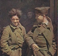 French POWs in 1940.