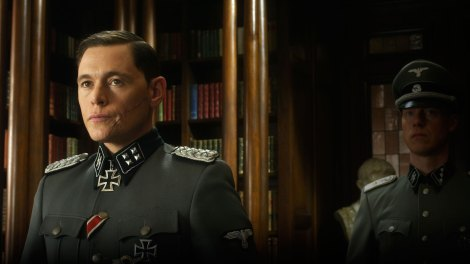 Burn Gorman in 'Walking with the Enemy'