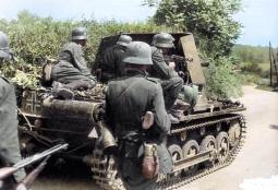 Panzerjäger I, 4.7cm PaK(t) , France 1940.