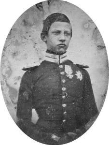 Frederick William, ca. 1841.