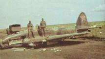 A Soviet plane has been shot down.