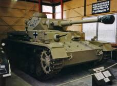 Panzer IV, Mark G at the German Tank Museum.