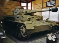 Panzer IV, Mark G at the German Tank Museum.