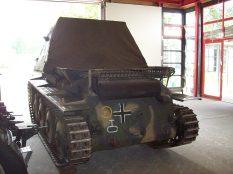 Marder III at the Deutsches Panzermuseum - German Tank Museum.