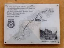 The sewer system (map) was used to move insurgents between the Old Town, Downtown (Śródmieście) and Żoliborz districts.