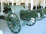 Soviet 122 mm howitzer model 09 H 37.