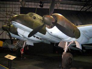 Ju 88 R-1 Night Fighter.