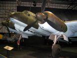 A Ju 88R-1 night fighter with the FuG 202 Lichtenstein B/C radar installation similar to those flown by Sayn-Wittgenstein.