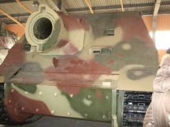 Sturmtiger at the Kubinka Tank Museum- Russia.