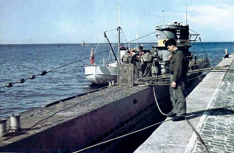 U-Boats Bases and Types / U-Boats-Basen und Typen ...