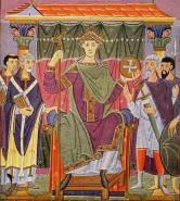 Otto III, Holy Roman Emperor.