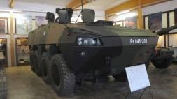 XA-360 at the Parola Tank Museum - Finland.