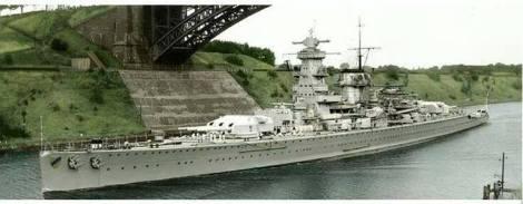 Heavy Cruiser Admiral Scheer