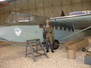 DFS 230-A at Luftwaffenmuseum der Bundeswehr.