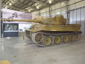 Bovington Museum Tiger 131