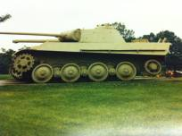 Panther at Ft Knox, Kentucky, United States