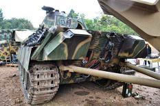 Detailed Panther pictures - 2014.