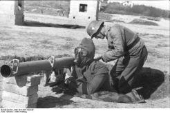 Panzerschreck without the blast shield.