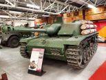 Finnish StuG III at The Bovington Tank Museum - England