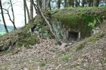 Czech Bunkers left over from WW2 in the Sudetenland. rs left over from WW2 in the Sudentenland.